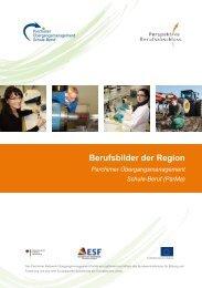 Berufsbilder der Region - Perspektive Berufsabschluss