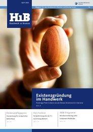 BUSINESS-INITIATIVE 2012 - Die Bremer Drechslerei