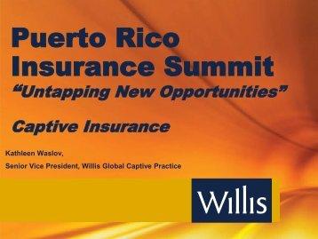Puerto Rico Insurance Summit