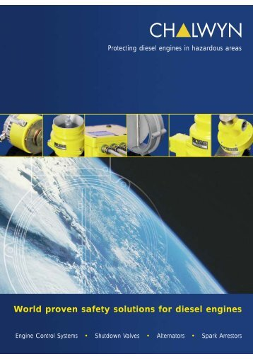World proven safety solutions for diesel engines - Qtec Technology ...