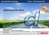 Diesel around the World - normandy motor meetings