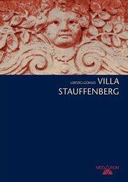 villa stauffenberg - DGG - Deutsche Gesellschaft für Grundbesitz AG