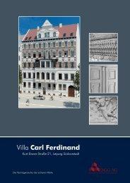 Carl Ferdinand - DGG - Deutsche Gesellschaft für Grundbesitz AG