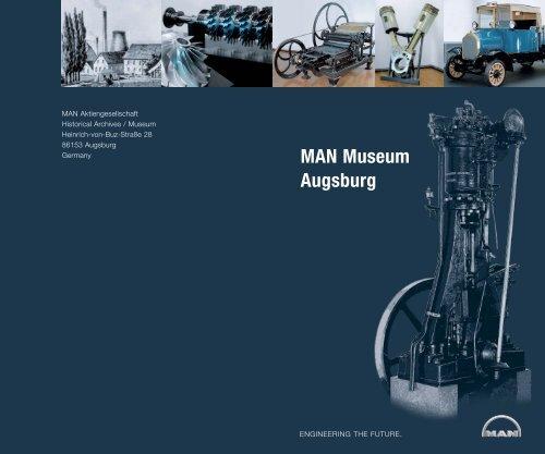 MAN Museum Augsburg - MAN Diesel & Turbo