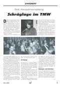 März 2005 - Österreichischer Journalisten Club - Page 3