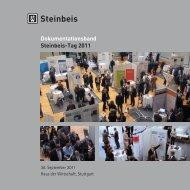Dokumentationsband Steinbeis-Tag 2011 - stw unisono