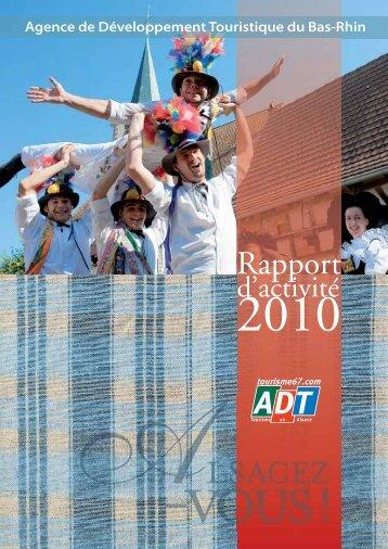 2 - Espace Pro - Agence de Développement Touristique du Bas-Rhin