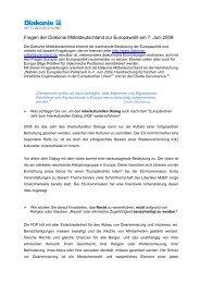 Matthias Purdel - Diakonie  Mitteldeutschland
