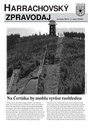"""""""černá kronika"""" Odborné stáže díky Leonardu - Harrachov"""