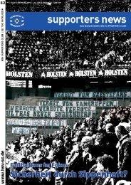 Ausgabe 63 07/2010 - HSV-Supporters