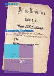 Die Baustelle - Diakonie Mitteldeutschland