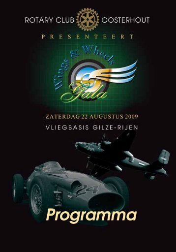 Programma - Classic Wings & Wheels