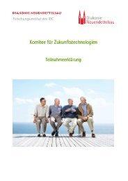 Komitee für Zukunftstechnologien für Zukunftstechnologien für ...