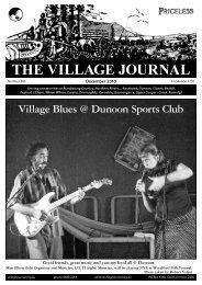 December - Village Journal