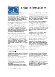 Ausgabe 3 - Lawaetz-Stiftung