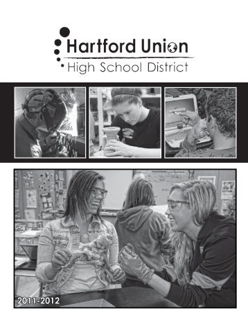 2011-12 District Newsletter - Hartford Union High School