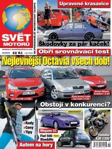 SM46_TITUL.qxp:Sestava 1 - Svět motorů - Auto.cz