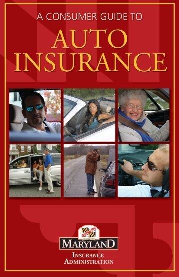 Auto - Maryland Insurance Administration