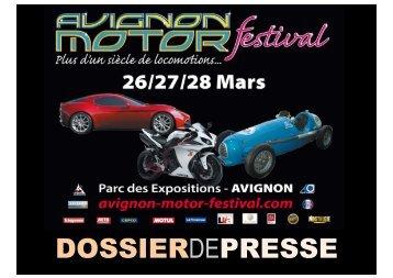 DOSSIERDEPRESSE - Avignon et Provence