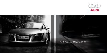 Audi Facts and Figures 2006 (7 MB)