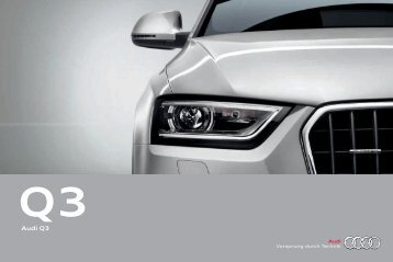 En route vers - Audi