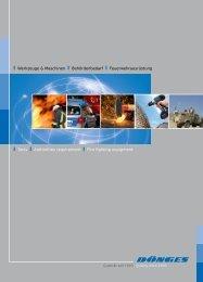Image Broschüre - Dönges Systemlieferant