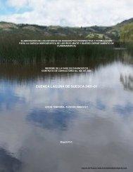 cuenca laguna de suesca 2401-01 - Ir a Biblioteca Virtual - CAR