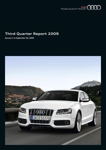 Audi A3 Specs Brochure and Catalog