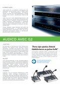 Äänentoisto- ja äänievakuointijärjestelmä - Audico - Page 2