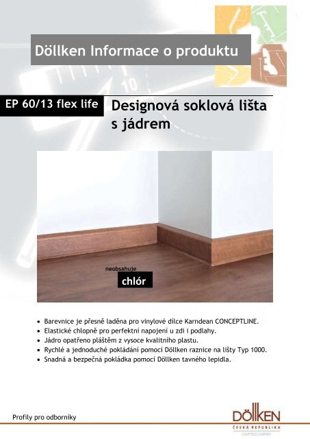 EP 60/13 flex life - Döllken-Weimar