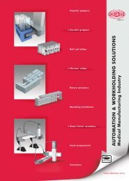 A U TOMA TION & WORKHOLDING SOLUTIONS - DE-STA-CO