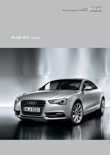 Liste de prix - Audi