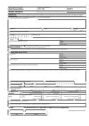 Gewerbeabmeldung GewA 3 mit Beiblatt - Dessau