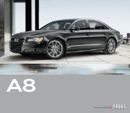 A8 - Audi of America > Home