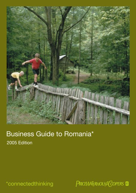 Business Guide to Romania* - Bayern - Europa