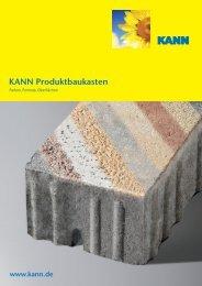 Farben und Oberflächen auf einen Blick! Weiß - Kann GmbH