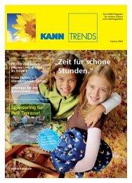 Die Monats-Tipps für Ihren Garten. - Kann GmbH