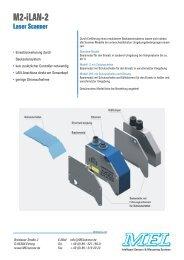 M2-iLAN-2 Laser Scanner  - mu:v