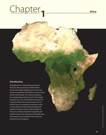 Download Africa Introduction - UNEP/GRID-Sioux Falls