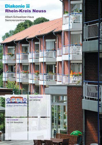 Unser Haus - Diakonie im Rhein-Kreis Neuss