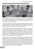 Anlehre/Integrative Berufsausbildung - Miteinander - Seite 4