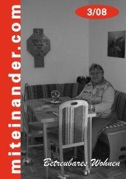 Mag. Michael Tauber - Miteinander