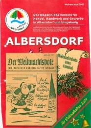 ALBERSDOR - Gewerbeverein Albersdorf