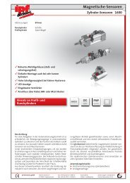 Magnetische-Sensoren - IPF Electronic GmbH