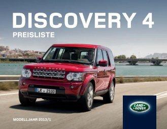 discovery 4 preise - Autohaus Henke
