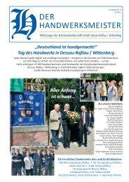 Tag der Sicherheit - Kreishandwerkerschaft Anhalt Dessau - Roßlau ...