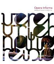 Opera Informa - Vereniging Vrienden Nationale Reisopera