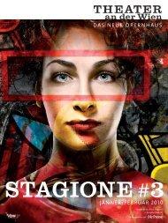 Stagione #3 - Theater an der Wien