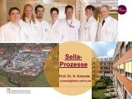 Sella- Prozesse