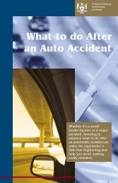 What to do After an Auto Accident - DMW Insurance